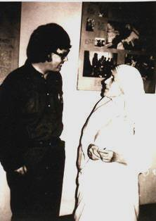 Dan with Mother Teresa