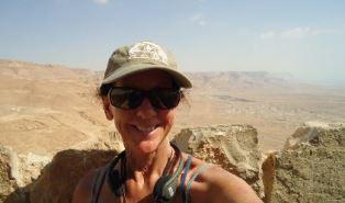 Bonnie Dawson in Israel