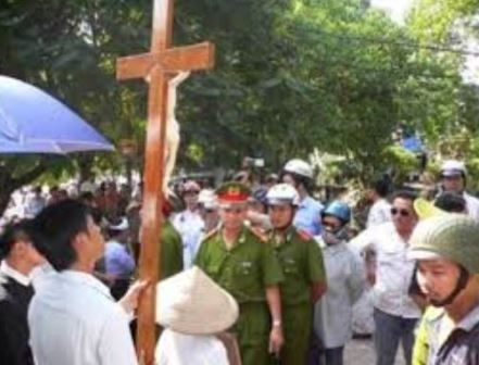 Christians in Northern Vietnam Denied Official Coronavirus Aid