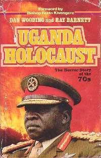 Uganda Holocaust cover