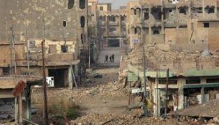 Devastation in Ramadi Mark Ellis