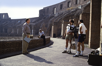 Rome Colliseum Shoot Crew_400