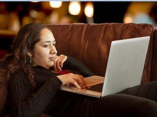 Spanish speaking girl on the BGEA site