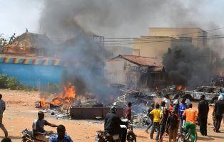 Violence in Niger