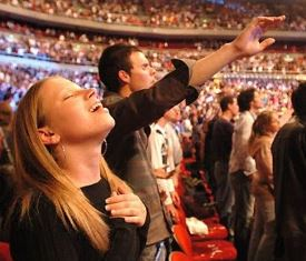 Worshiping the Lord Southern Baptists