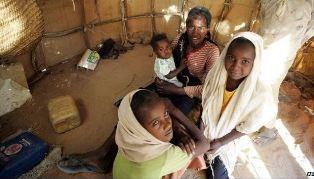 Conflict in Darfur AFP