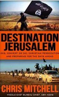Destination Jerusalem book cover
