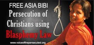 Free Asia Bibi