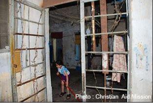 Lebanon child Christian Aid