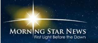 Morning Star News Logo 1