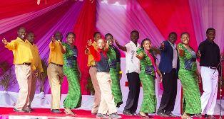 Tanzanian group BGEA