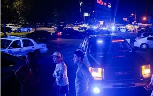 The Billy Graham Rapid Response team on the scene of theater shooting Main Image