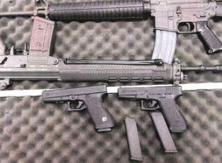 Weapons Mark Ellis