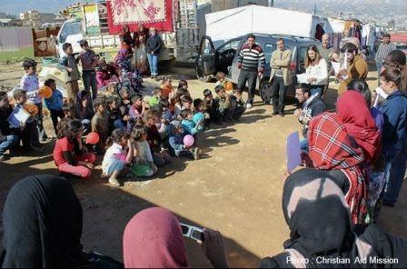 Christian Aid Mission