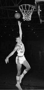 Danny Lotz the basketball star