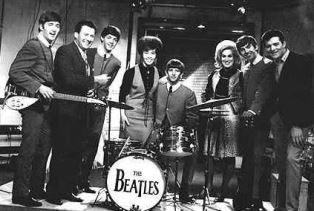 The Beatles with Helen Shapiro Chaz Gardner