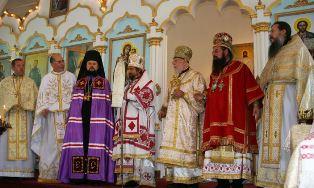 Belarussian Orthodox leaders