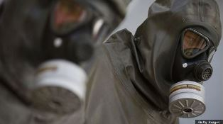 Chemical Weapons BBC