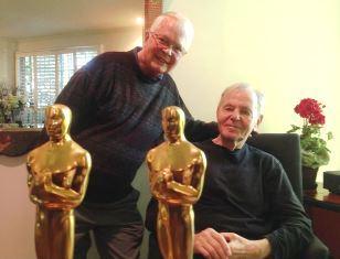 Dan Wooding with Al Kasha and Oscars use