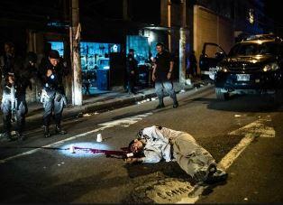 Murder in San Salvador