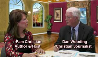 Pam Christian with Dan Wooding on WOTW small
