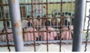 Prisoners crowded into cells Lord Alton