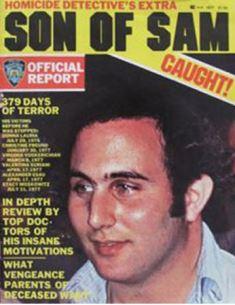 Son of Sam newspaper report
