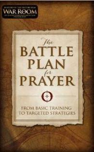 The Battle Plan for Prayer War Room
