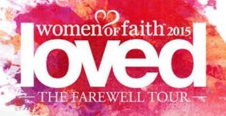Women of faith anaheim