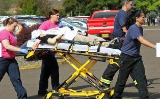 Body of victim of Oregon Student