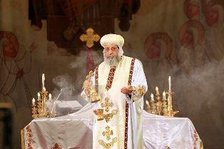 Coptic pope in Egypt WWM