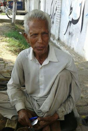 Pakistani cobbler BPCA
