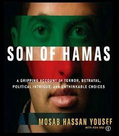Son of Hamas book cover