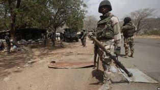 Nigerian soldiers have retaken territory from Boko Haram use