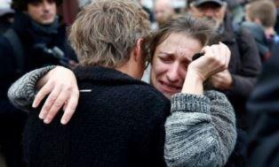 Paris in mourning Main Image