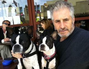 Sammy Oriti with a couple of friends