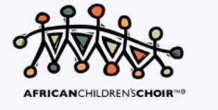 African Childrens Choir logo