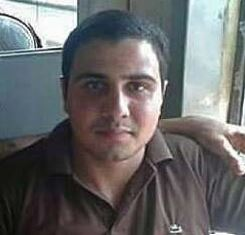 Egyptian soldier who was found dead