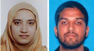 San Bernardino terror couple