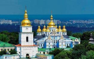 Smaller Kiev churches