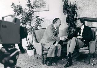 Sumrall interviews Billy Graham