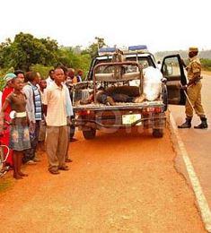 smaller Muslim kills Christian in Uganda