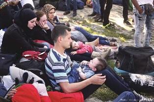 smaller Syrians in a refugee camp in Adana Turkey Christian Aid