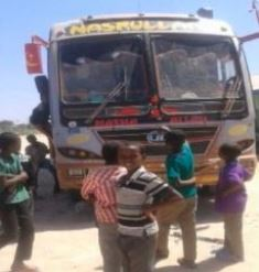 Bus attacked in Kenya by Al Shabaab