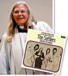Cindy Kent with Settlers LP