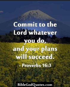 Commit to the Lord Carol Round