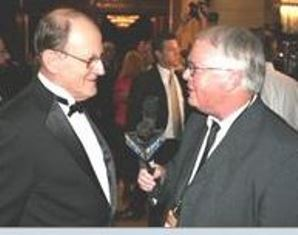 Dan Wooding interviews George Verwer at the Movieguide Awards