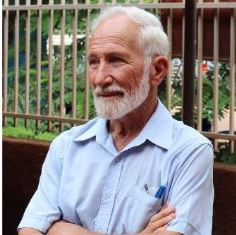 Man in Burkino Faso