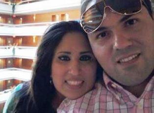 Nagmah and Saeed Abedini