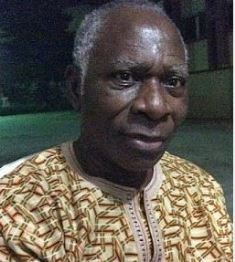 Nigerian pastor who was kidnapped